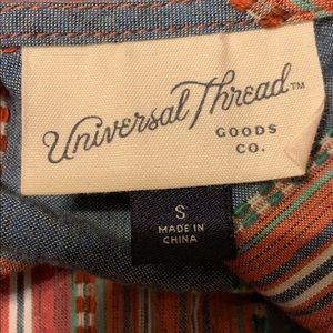 Universal Threads striped dress